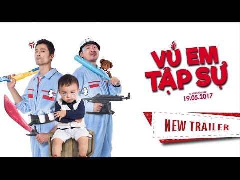 Vú Em Tập Sự Trailer- Khởi chiếu 19.5.2017