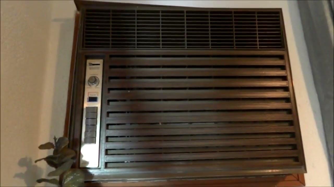 Carrier 36 000 btu window heat pump quick run youtube for Window heat pump
