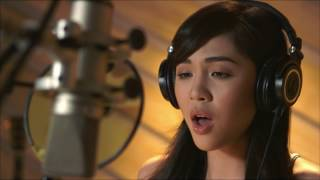 "Disney's Moana - ""How Far I'll Go"" music video - Janella Salvador"