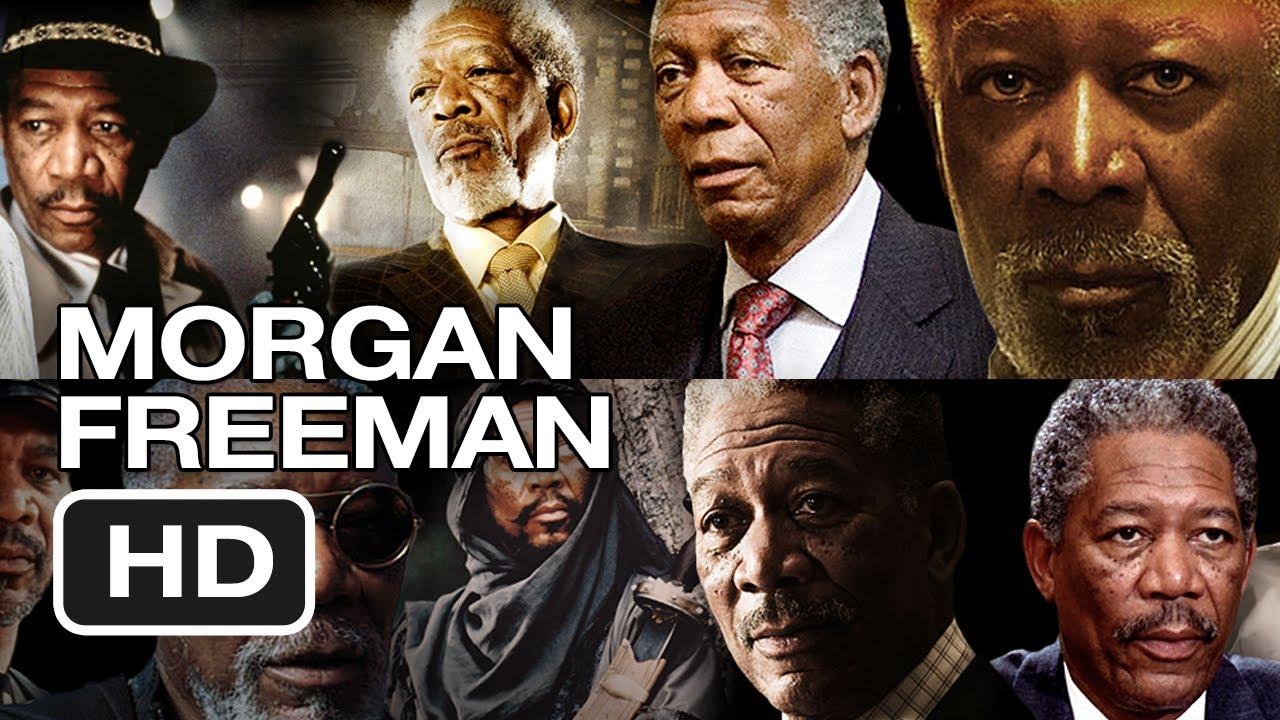 The Many Faces of Morgan Freeman - Mashup of Gravitas HD ...