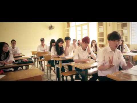 Sài Gòn News - Clip tuổi học trò tóc vàng, tóc đỏ gây tranh cãi