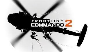 Frontline Commando 2 iPhone 5 iOS 7.1 Beta HD Gameplay Trailer