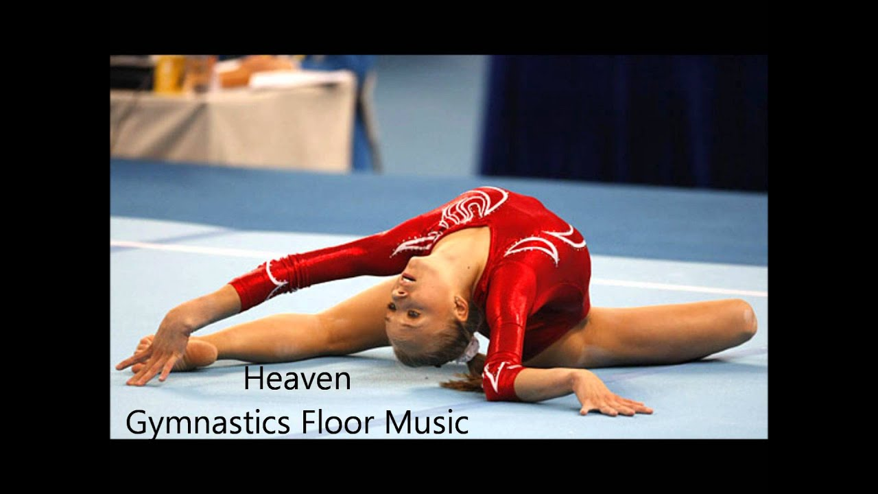 Gymnastics floor music heaven youtube for Floor gymnastics