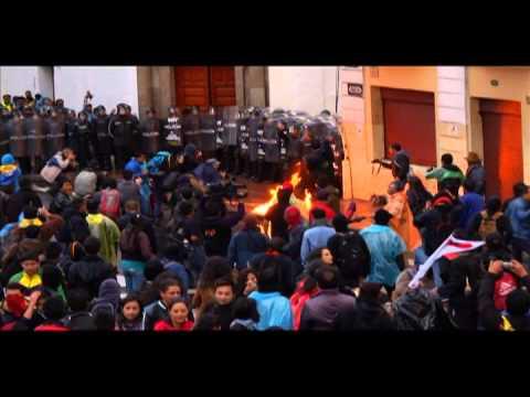19M: La violencia extrema que los medios no mostraron