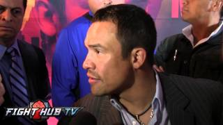 Marquez Vs. Alvarado Full Scrum: Marquez On 5th Fight With