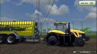 NEW TEST MODS PACK CAT CHALLENGER BY FMARCO95 FARMING
