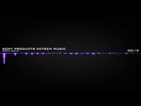 Digital Insanity - Sony Products Keygen Music