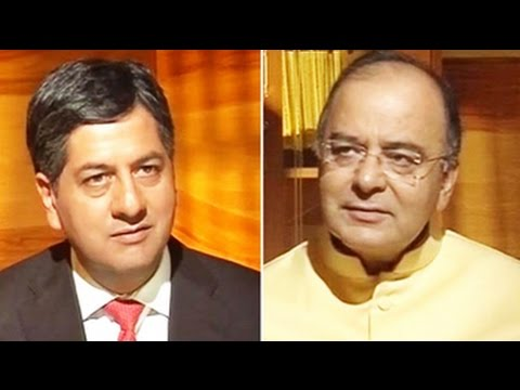 Regret not being able to give more to taxpayers: Arun Jaitley to NDTV