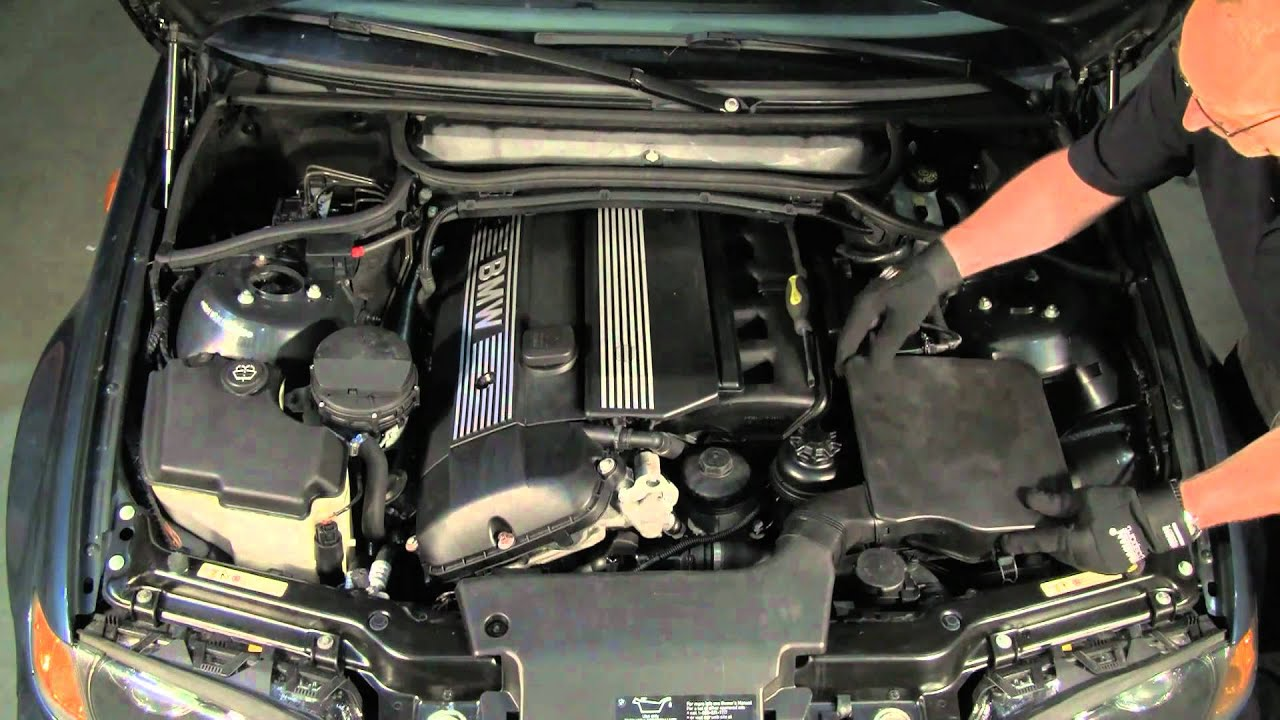 Under The Hood Of A BMW 3 Series '99 Thru '05 - YouTube