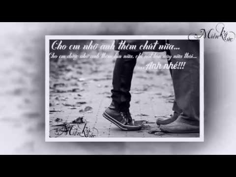 [MV] Love you and love me - (Mưa Nhạt Nhòa) - Vy Oanh