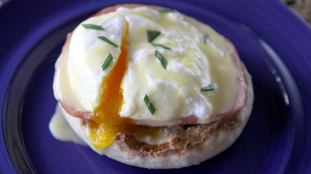 how to make homemade eggs benedict