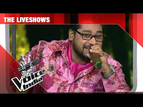 Sona Vakil - Performance - The Liveshows Episode 23 - February 25, 2017 - The Voice India Season2