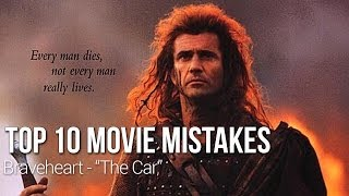 "Movie Mistakes: Braveheart ""The Car"""