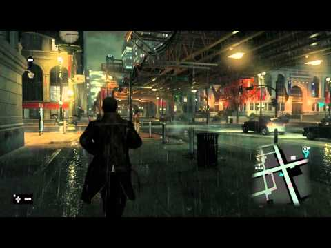 Watch Dogs - Game Demo Video [UK], A glimpse at the future with the first game demo video of Watch Dogs. Visit http://watchdogs.ubi.com for more info!