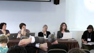 KODM 2012 Day 2 Panel discussion: Data modeling and humanities pedagogy