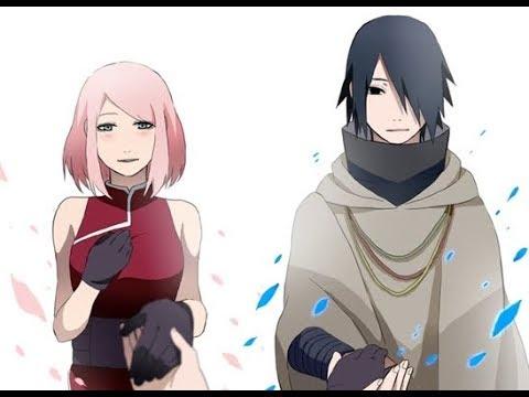 Sasuke and Sakura /Naruto-Photos