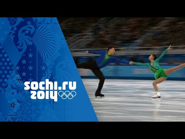 Figure Skating - Pairs Short Program - Qualification | Sochi 2014 Winter Olympics
