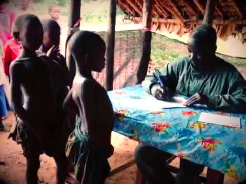 Responding to a measles epidemic in Democratic Republic of Congo