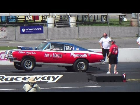 PT 4 MoPar  ELIMS drag racing reading,pa 6-22-14