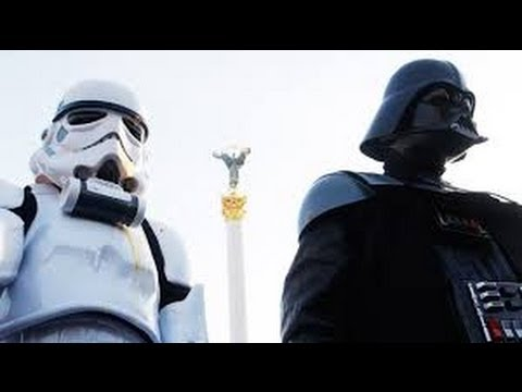 Darth Vader denied the right to vote at Ukrainian elections