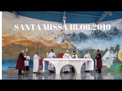 Santa Missa | 18.08.2019 | Padre José Sometti | ANSPAZ