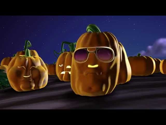 Singing Pumpkins 3D Animation Halloween 2006