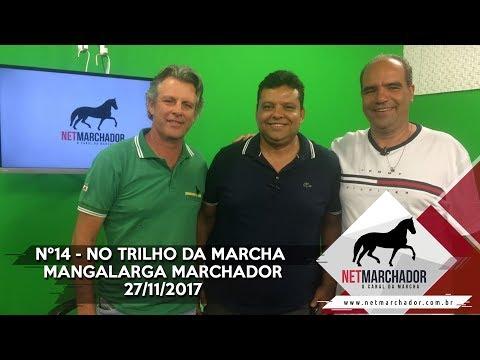 #14 - NO TRILHO DA MARCHA - NET MARCHADOR - MANGALARGA MARCHADOR 27/11/2017 HD