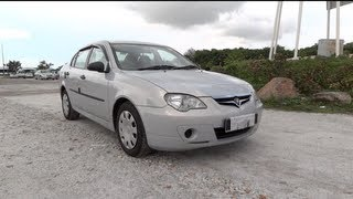 2008 Proton Persona B-Line Start-Up and Full Vehicle Tour