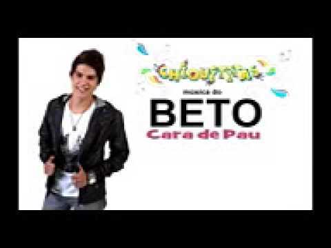 Música do Beto   Trilha sonora das Chiquititas 'Cara de Pau'