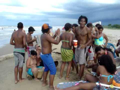 Tambores from Barlovento @ Paparo, Venezuela
