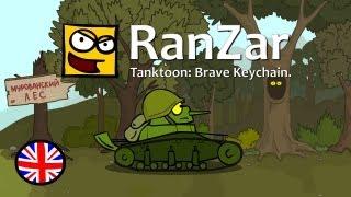 Tanktoon #22 - Odvážny