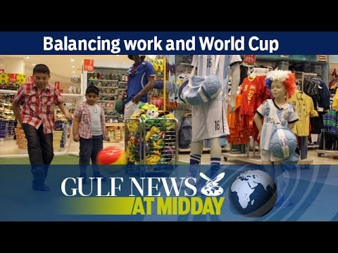 World Cup to affect productivity in UAE - GNMidday