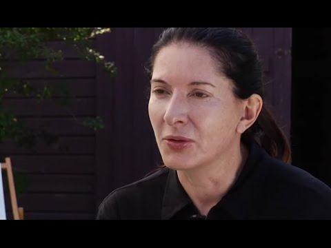 Marina Abramović: What is Performance Art?