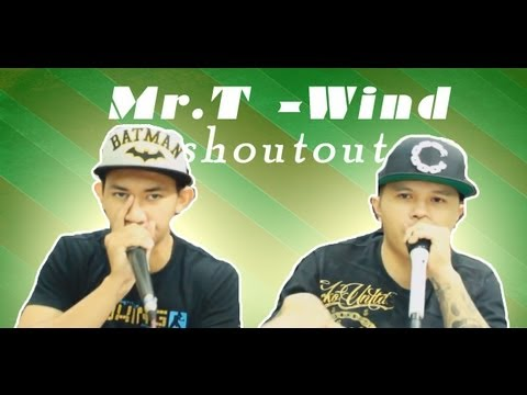 [HD 720] MrT & Wind shoutout to VBC tv - beatbox inda house