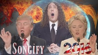 Weird Al Yankovic: Bad Hombres and Nasty Women