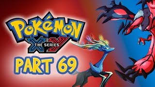 Pokemon X And Y Gameplay Walkthrough Part 69 Reverse