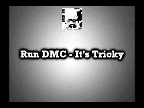 Run DMC - It's Tricky - Letras - Qualidade 10 - Mr. Axel