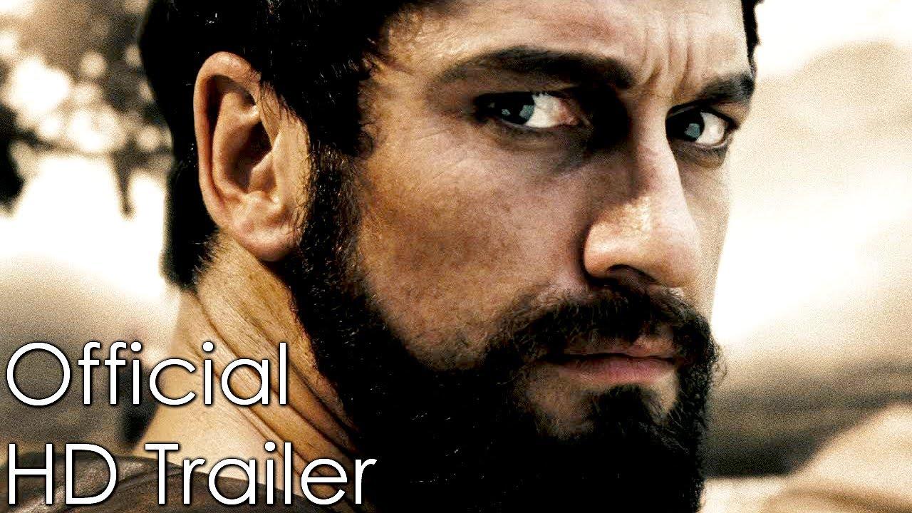 300 - HD Official Trailer (2006) Gerard Butler - YouTube Gerard Butler 300