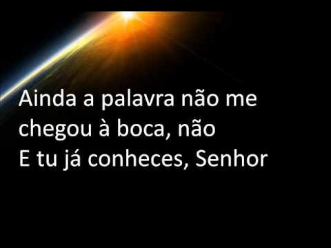 Sonda-me - Aline Barros e Robson Nascimento - Playback com Letra