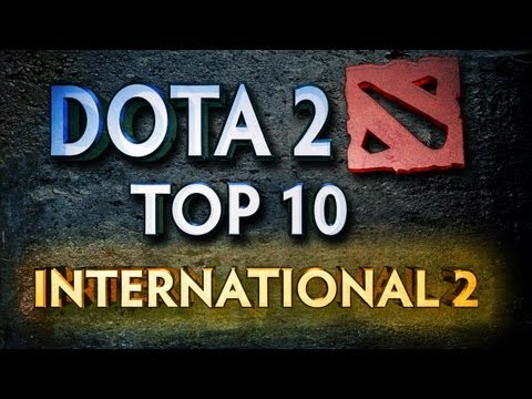Dota 2 Top 10 Weekly - International 2