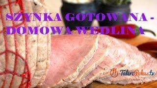 Recipe   szynka gotowana domowa wedlina talerzpokustv   szynka gotowana domowa wedlina talerzpokustv