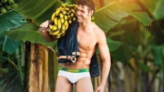 Aussiebum A World First In Men's Underwear! 'Banana