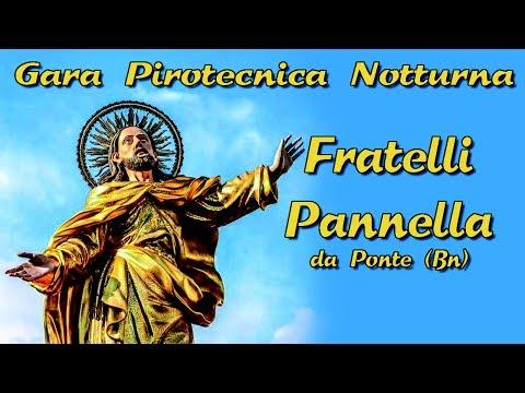 SUCCIVO (Ce) - Ss. Salvatore 2017 - PIROTECNICA PANNELLA (Notturno)