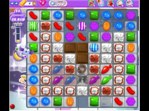 Candy Crush Saga Dreamworld Level 260