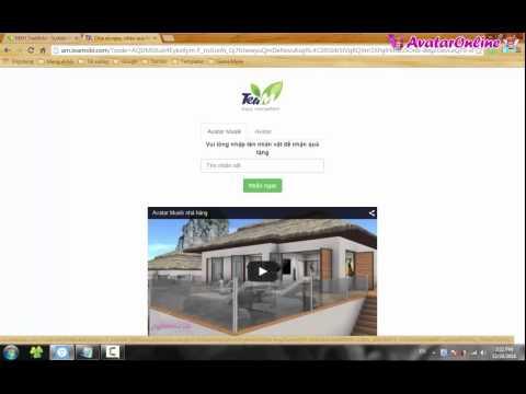Hướng dẫn Share Clip Avatar Musik nhận 50 lượng khóa