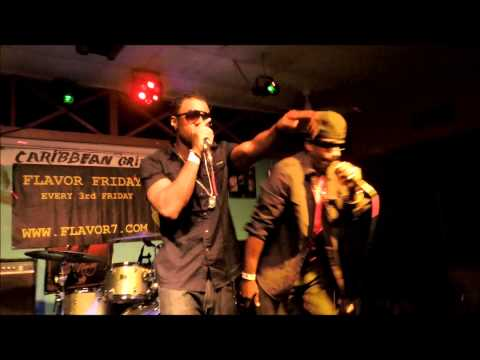 WOSSIE - PT.1 OPENING FOR CAPLETON {NOV.2012}