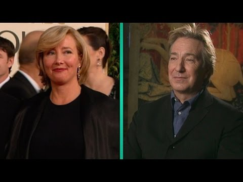 Celebrities React To Alan Rickman's Death