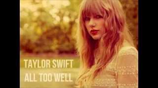 Taylor Swift- All Too Well Lyrics