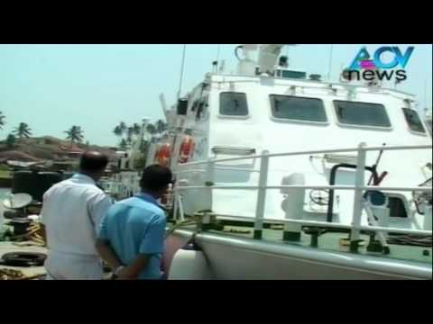 Vizhinjam coast guard gets a new boat