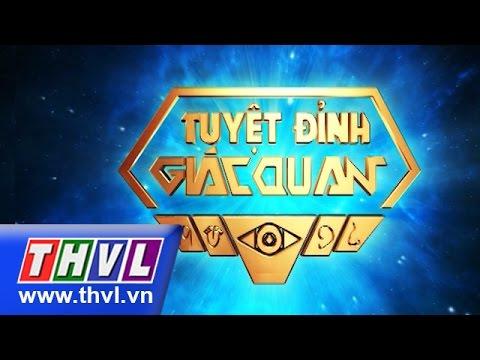THVL | Tuyệt đỉnh giác quan - Tập 8 - Tim, Trương Quỳnh Anh, John Huy Trần
